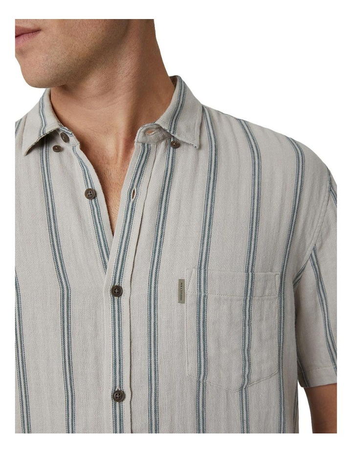The Torreta Shirt - Wheatolive image 5