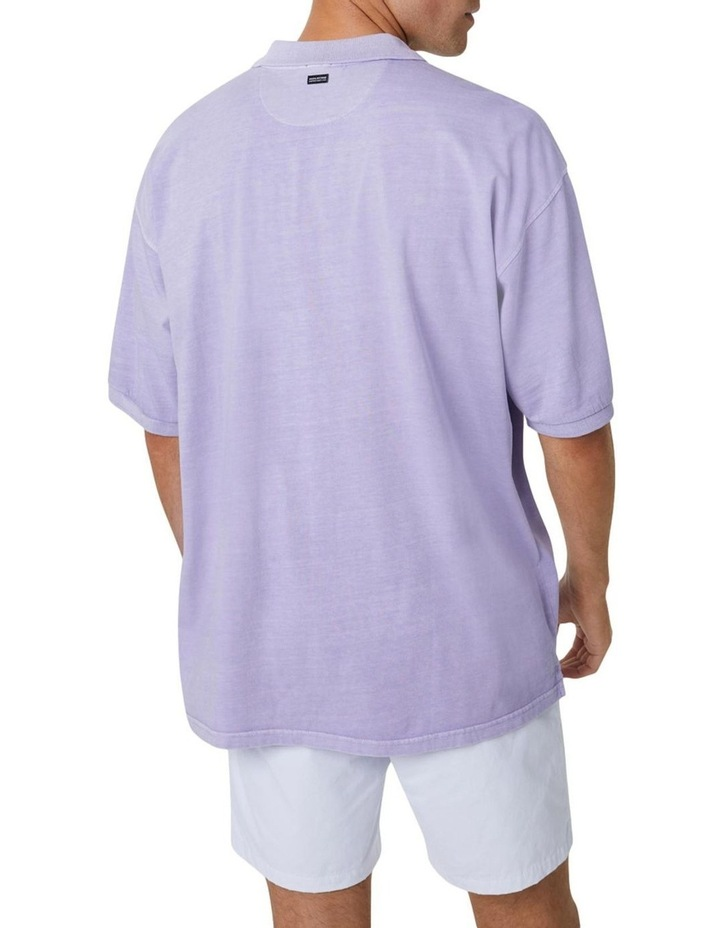 The Od Del Sur Polo - Purple image 3