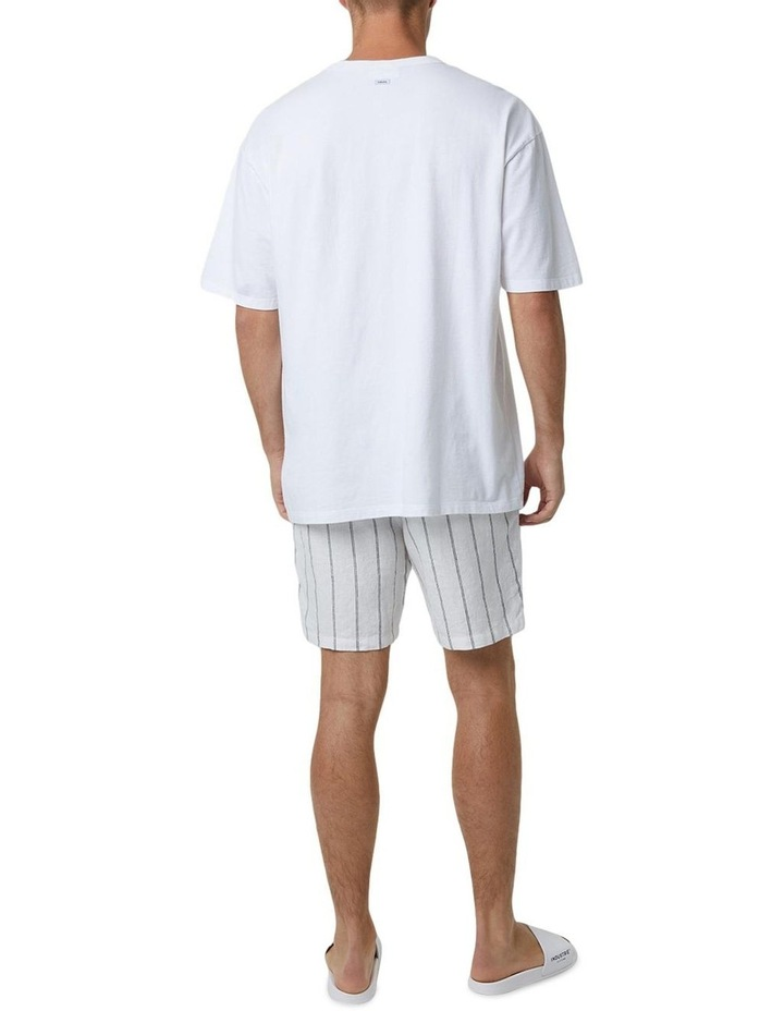 The Torres Short - Off White image 4