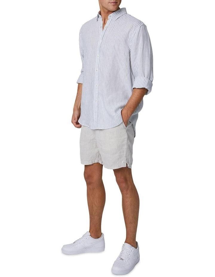 The Camnen Long Sleeve Shirt - Posh Grey image 2