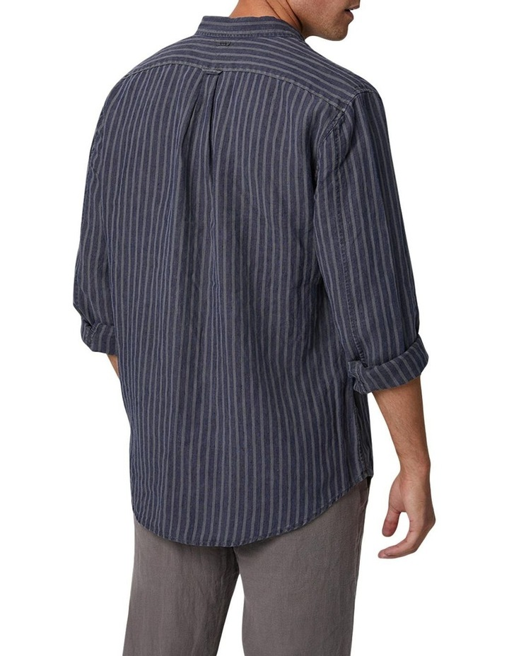 The Chartres Long Sleeve Shirt - Anthracite image 3