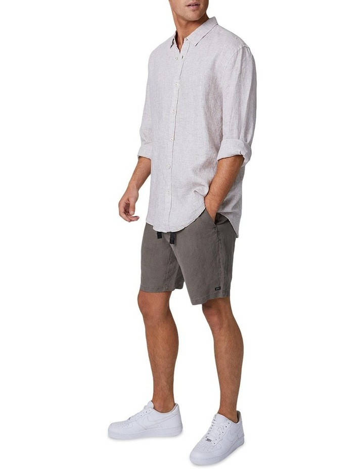 The Newry Long Sleeve Shirt - Wheat image 2