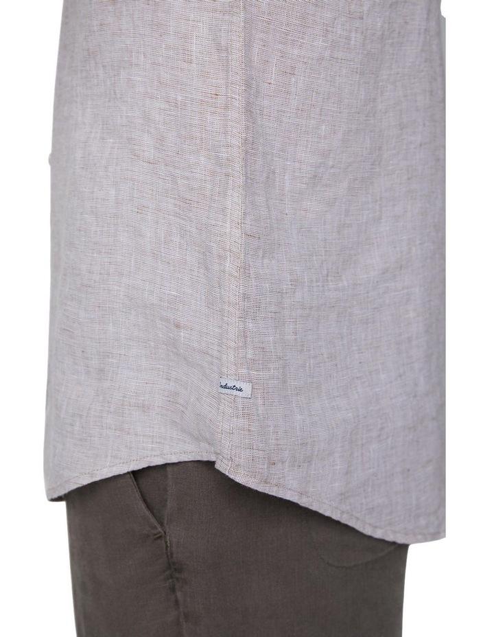 The Newry Long Sleeve Shirt - Wheat image 4