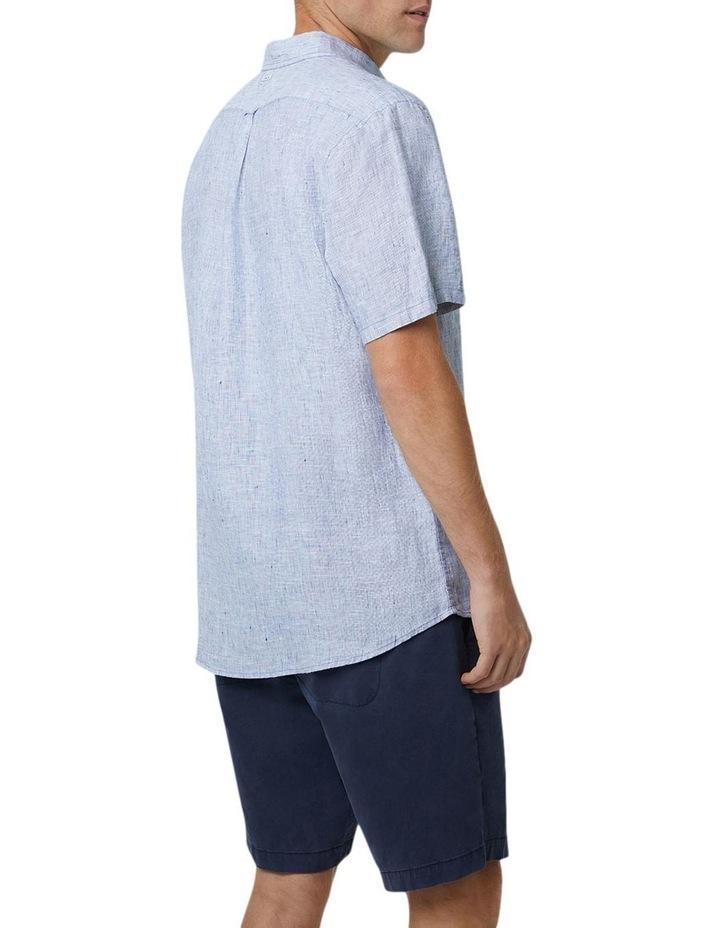 The Newry Short Sleeve Shirt - Salt N Pepper image 2