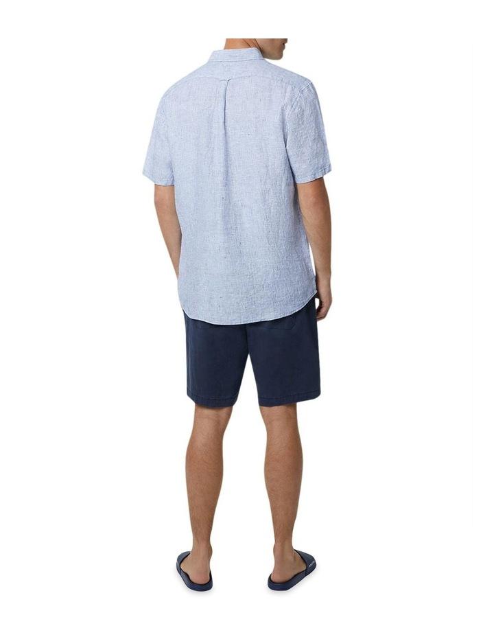 The Newry Short Sleeve Shirt - Salt N Pepper image 3