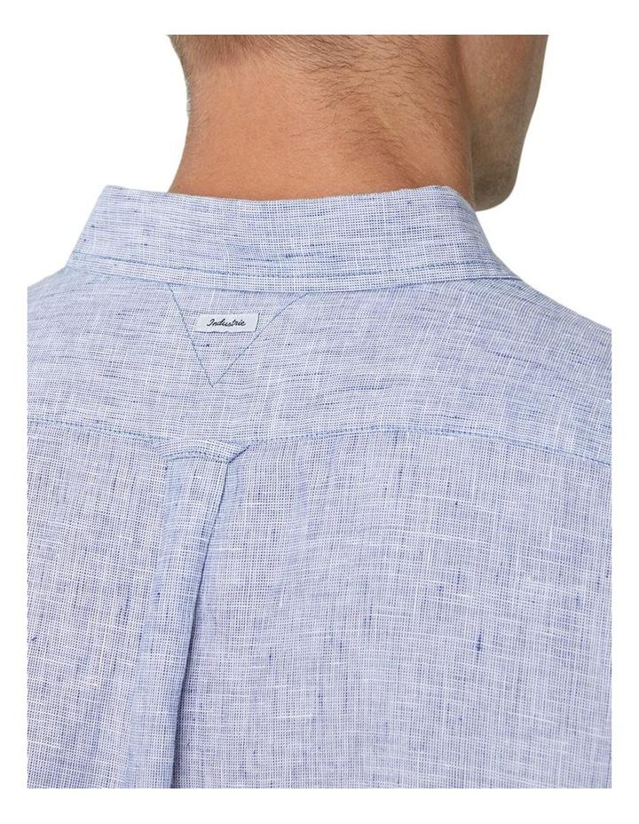 The Newry Short Sleeve Shirt - Salt N Pepper image 5