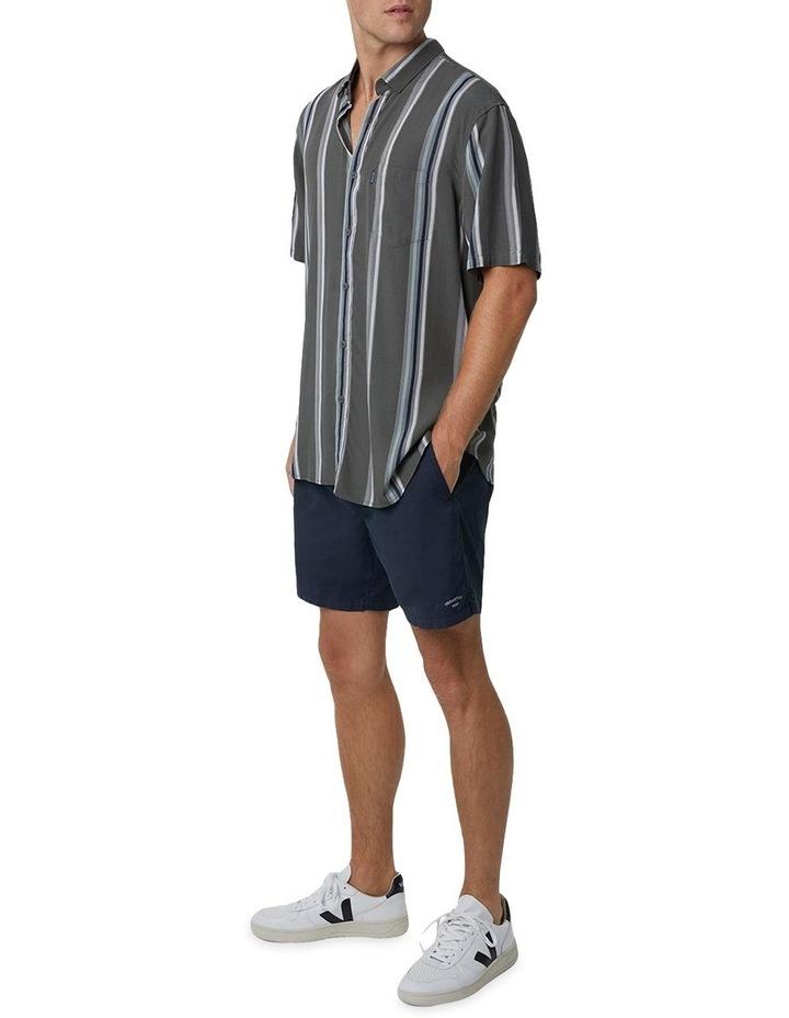 The Ortiz Short Sleeve Shirt - Olive image 2
