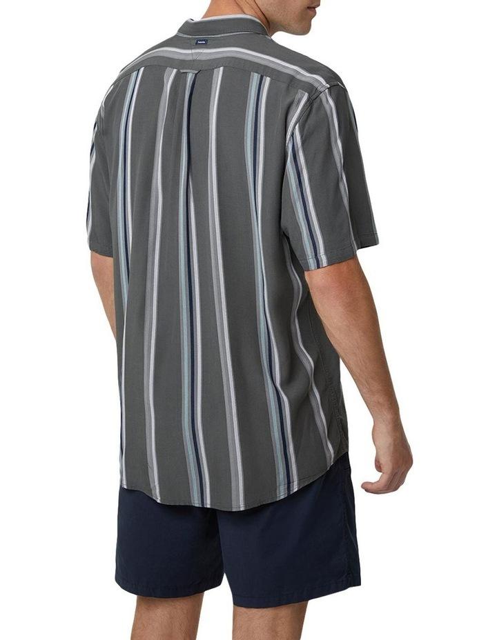 The Ortiz Short Sleeve Shirt - Olive image 4