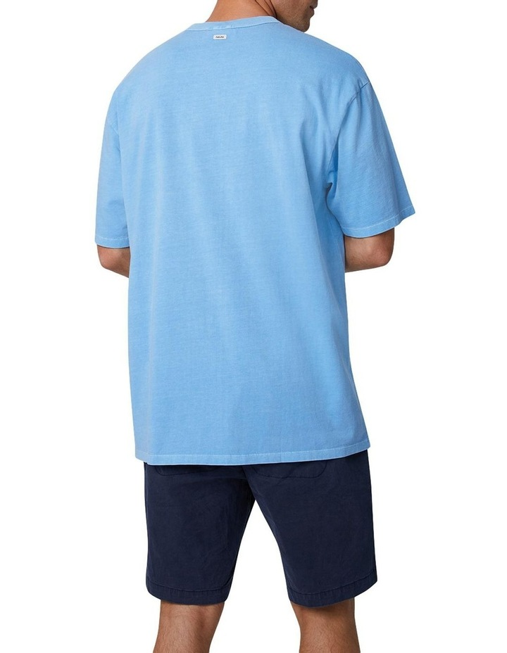 The Del Sur Tee - Blue image 3