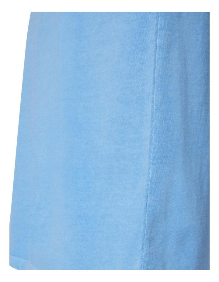 The Del Sur Tee - Blue image 4