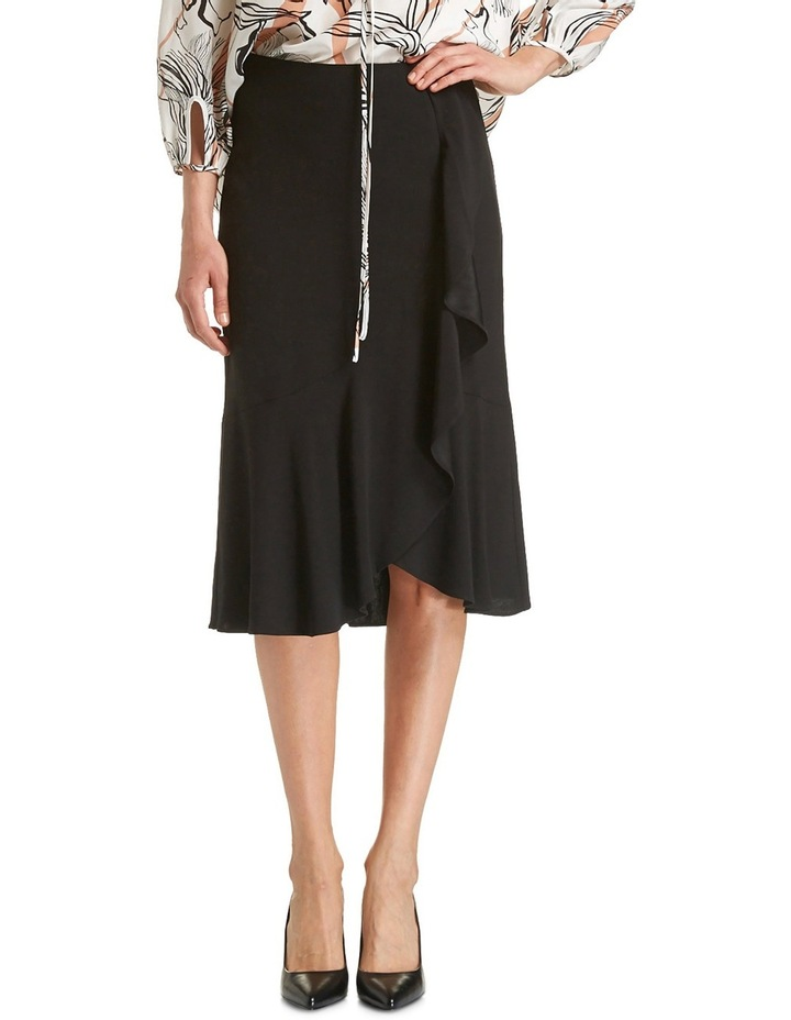 Zandra Frill Skirt image 1