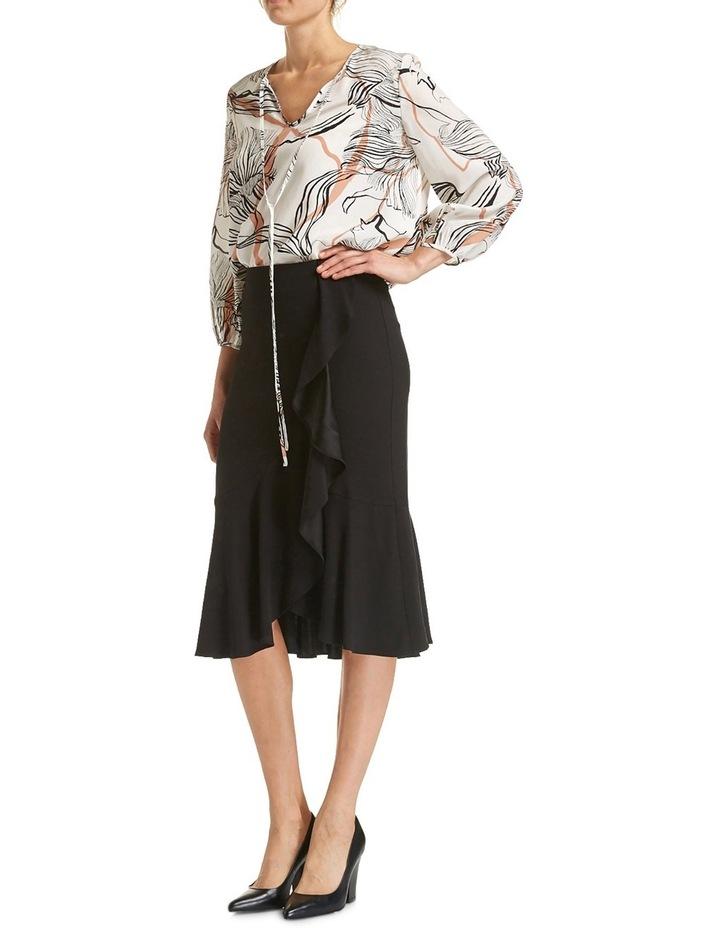 Zandra Frill Skirt image 2