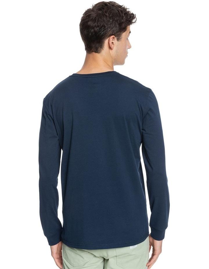 Mens Wilder Mile Long Sleeve T-Shirt image 2