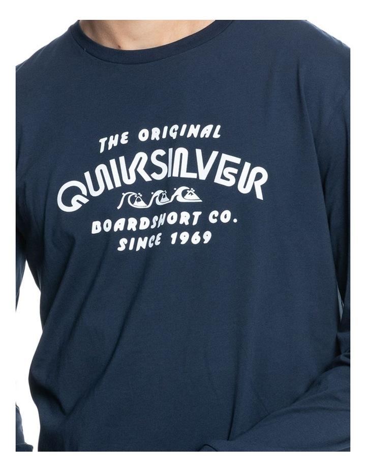 Mens Wilder Mile Long Sleeve T-Shirt image 3