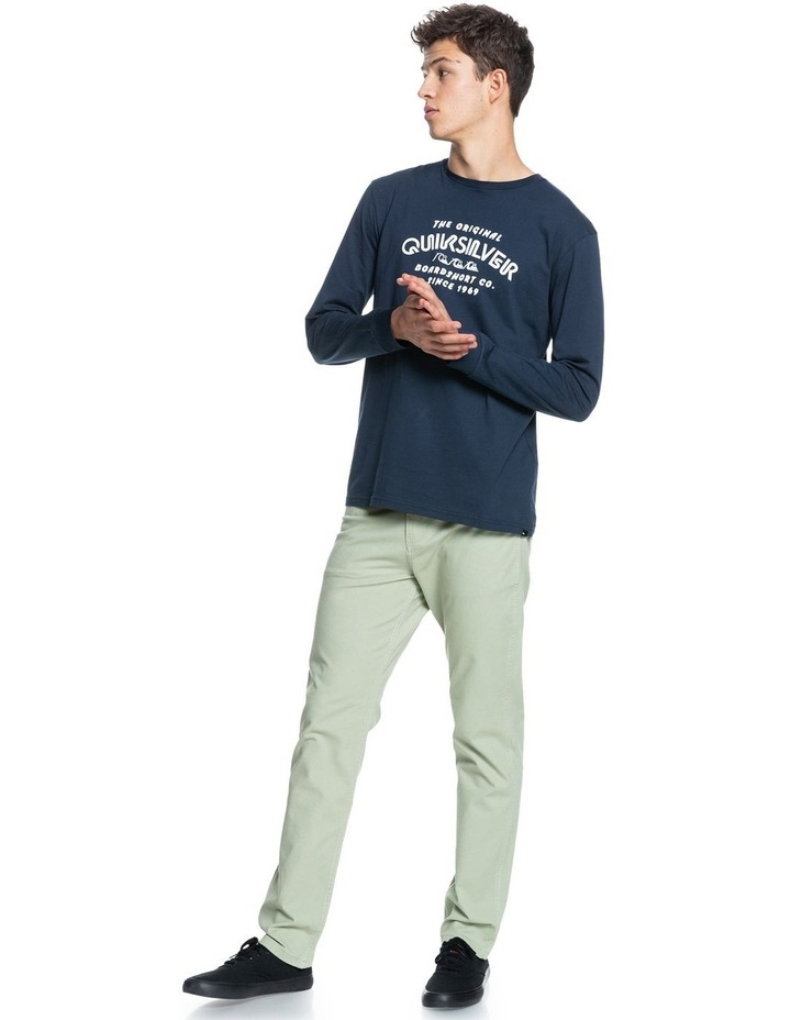 Mens Wilder Mile Long Sleeve T-Shirt image 4