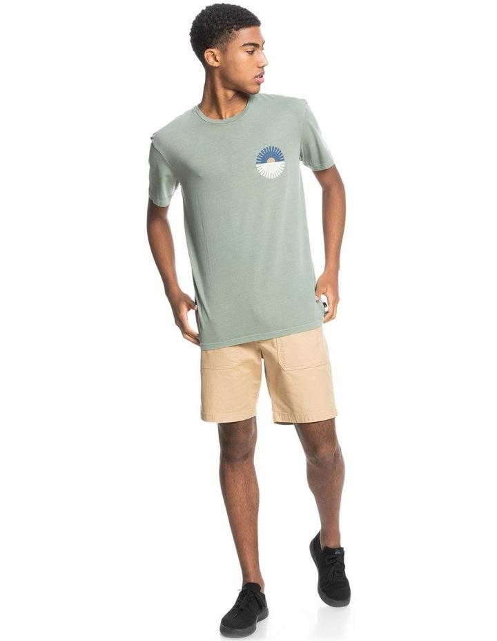 Mens Crescent City Organic T-Shirt image 4