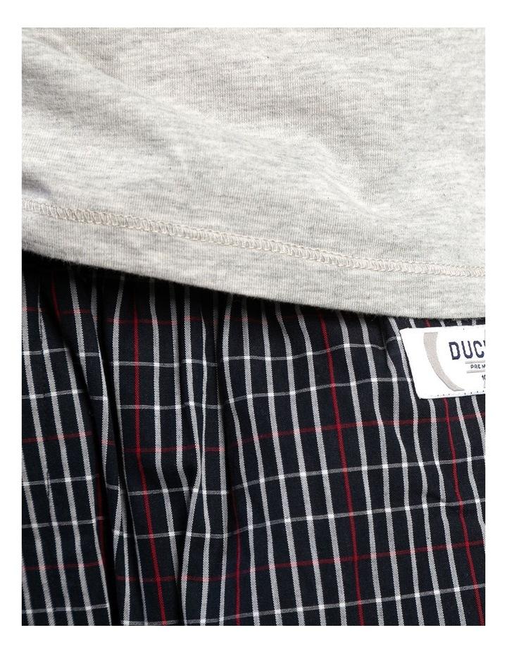 Hampton Check Pant image 4