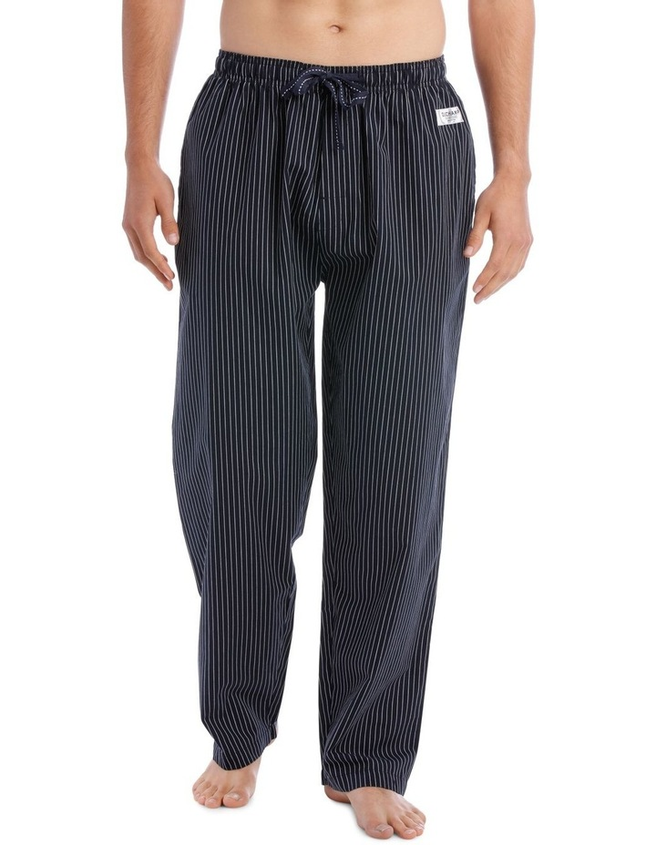 Dark Navy Stripe Pant image 1