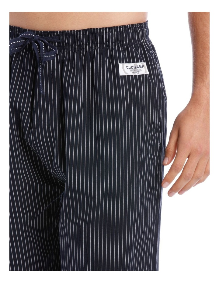 Dark Navy Stripe Pant image 3
