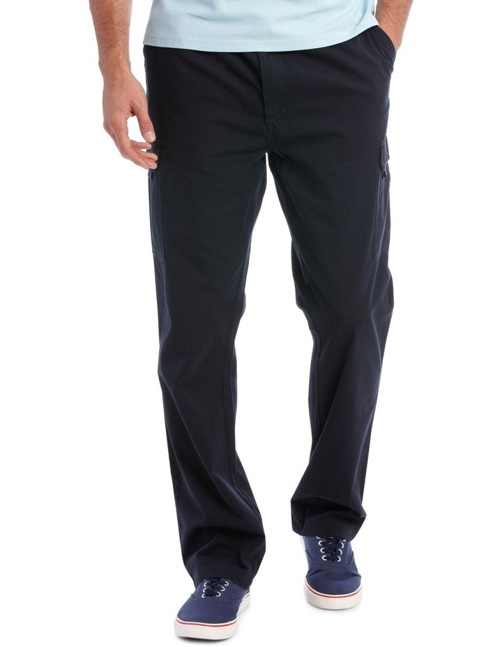 Travellers Pant Navy image 1