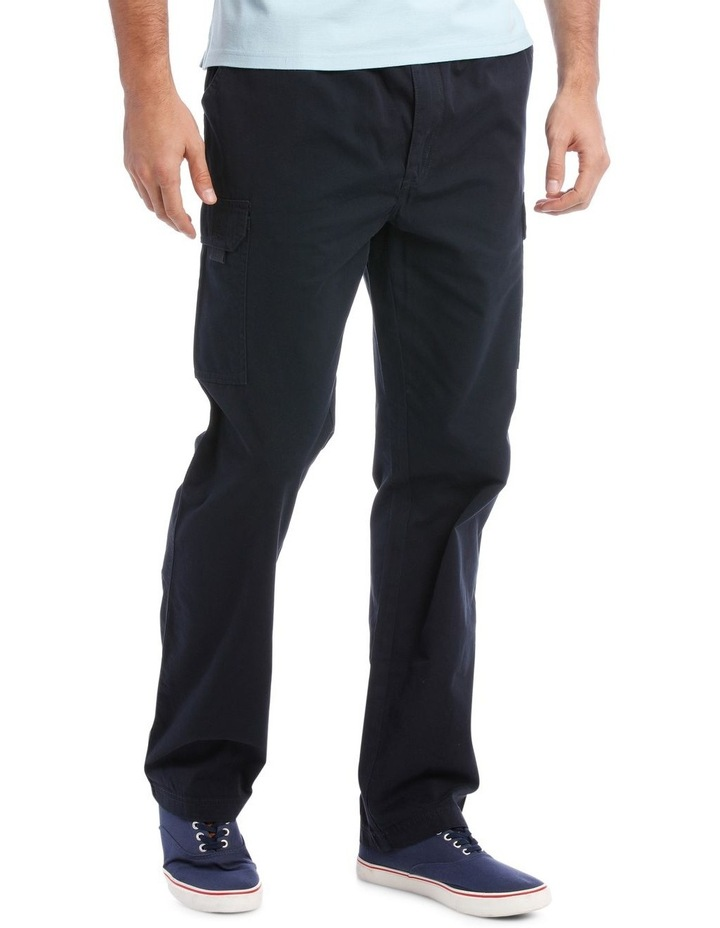 Travellers Pant Navy image 2