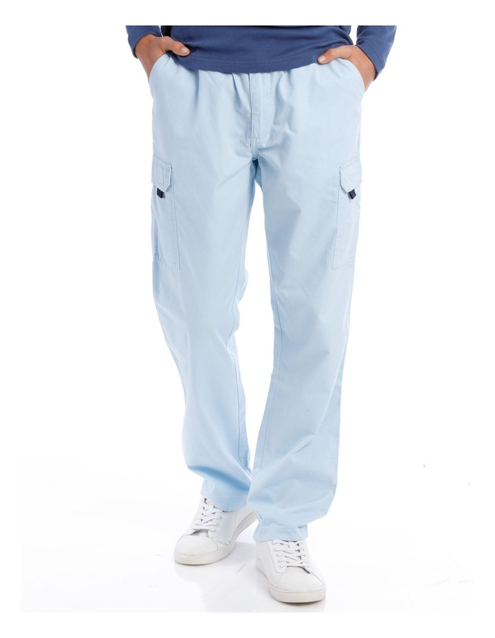 Travellers Pant Sky Blue image 1