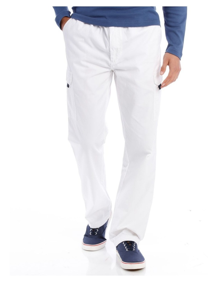 Travellers Pant White image 1