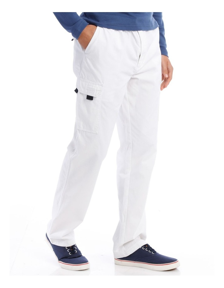 Travellers Pant White image 2