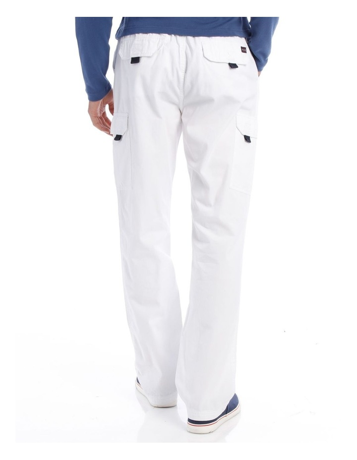 Travellers Pant White image 3