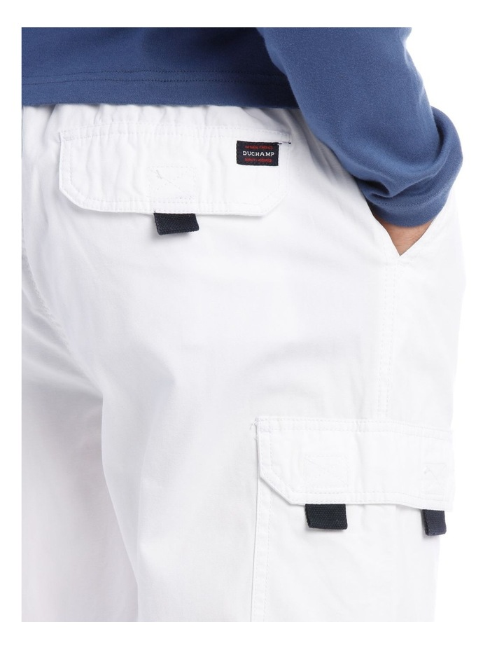 Travellers Pant White image 4
