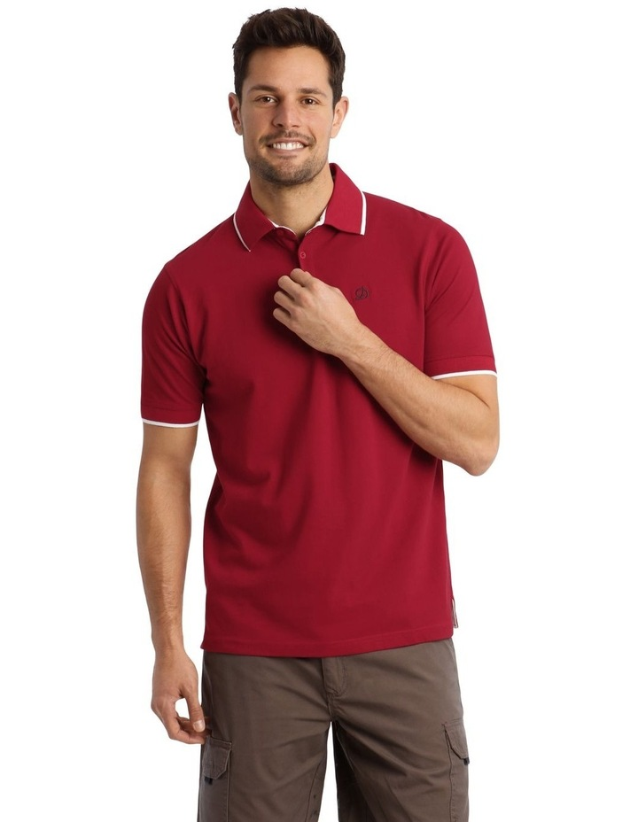 Breeze Polo - Red image 1