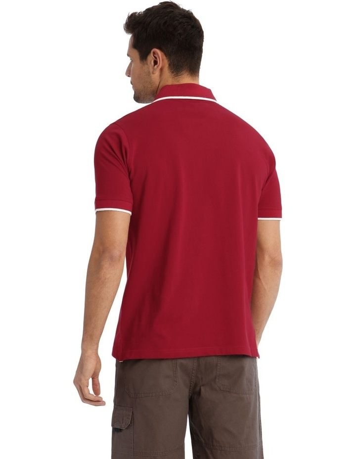 Breeze Polo - Red image 3