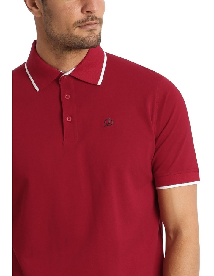 Breeze Polo - Red image 4