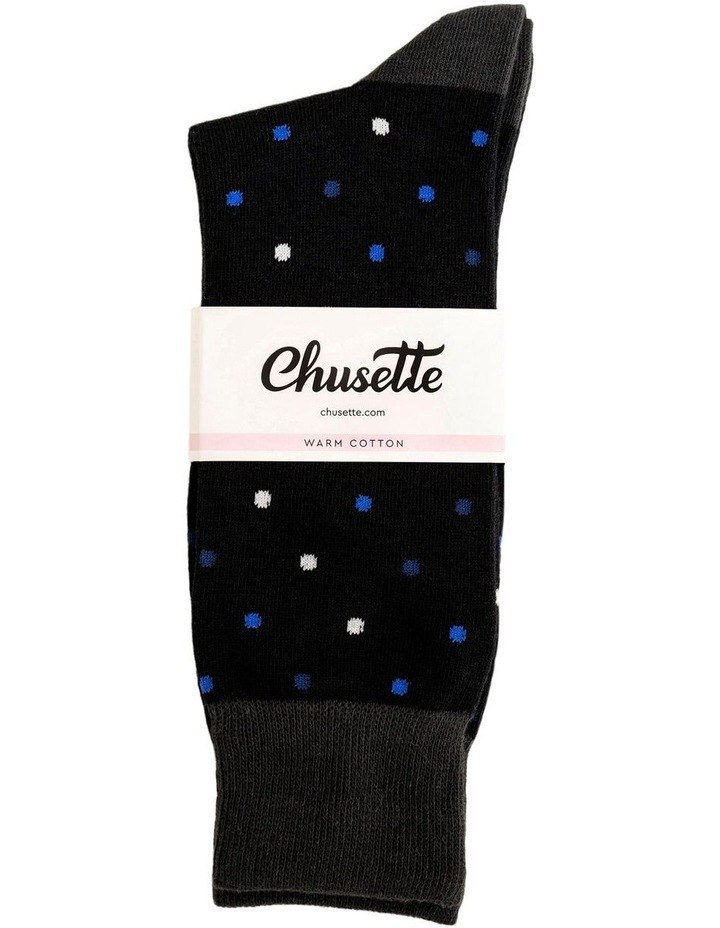 Men's Socks Gift Pack. Patterned Fashion Style image 4