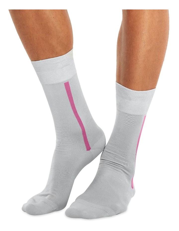 Men's Socks in Light Grey image 1