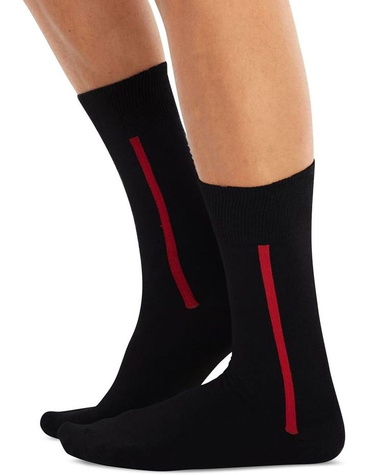 Men's Socks in Black image 1