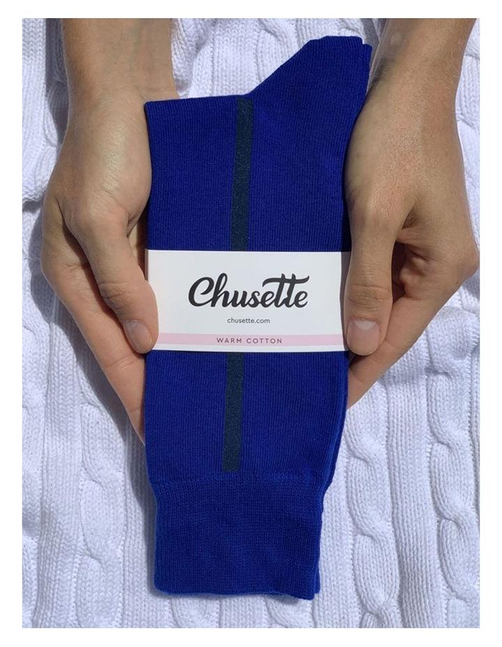 Men's Socks in Dark Blue image 2
