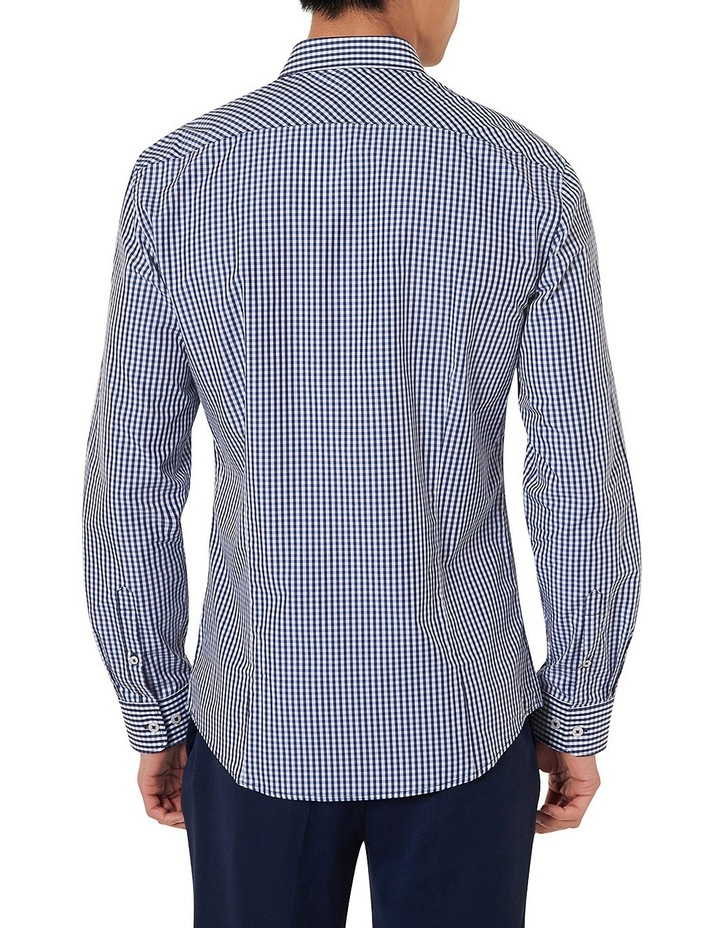 Saunders Slim-fit Check Shirt image 3