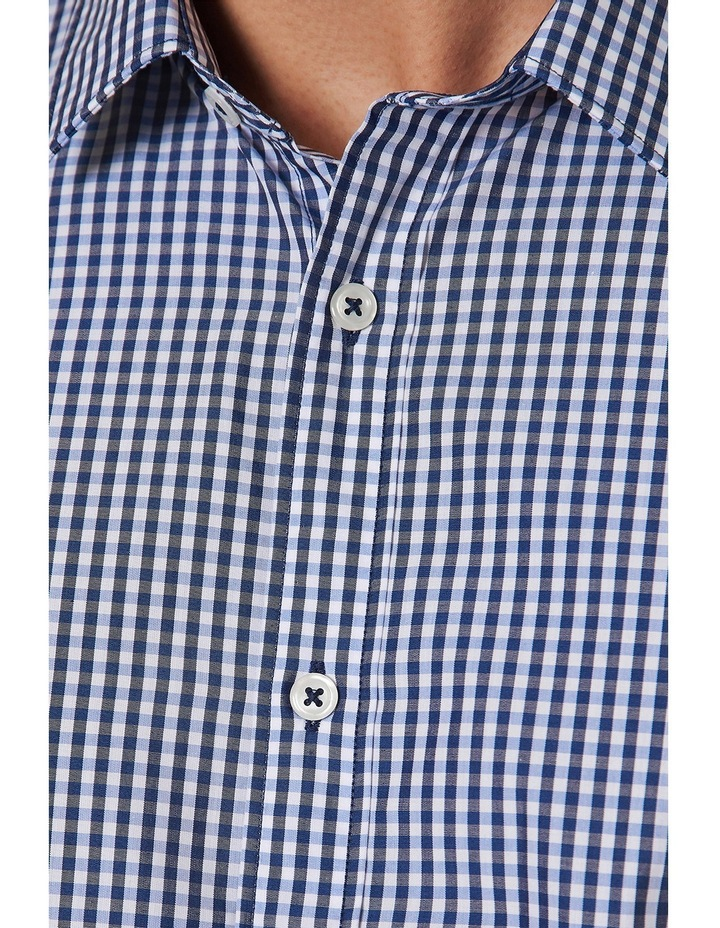 Saunders Slim-fit Check Shirt image 4