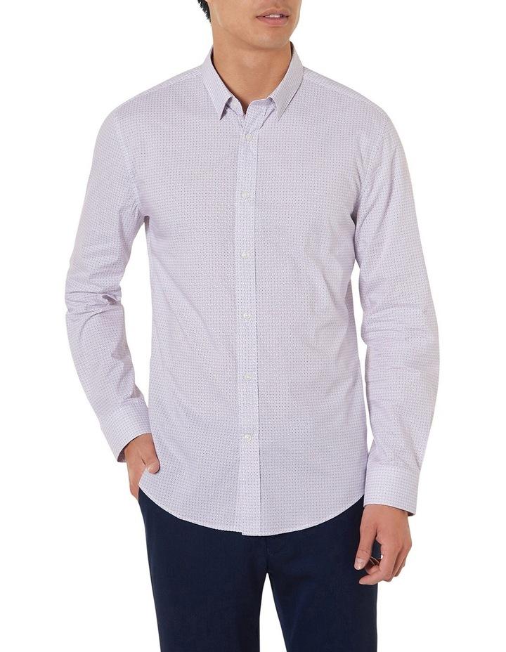 Johnson Slim-fit Printed Shirt image 1