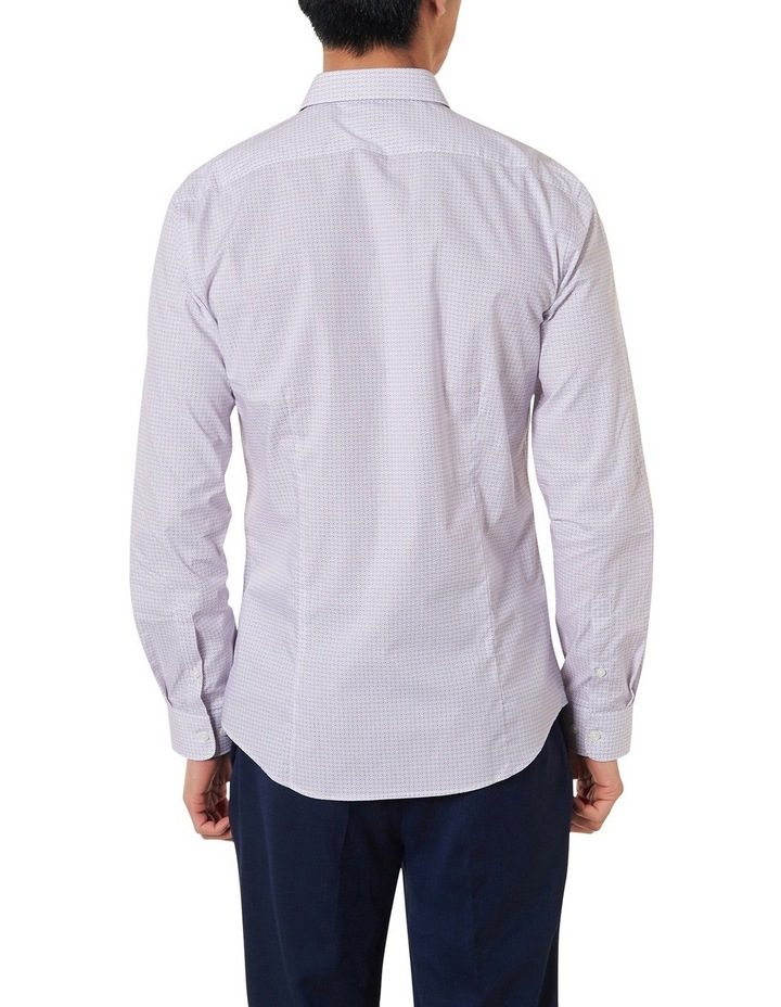 Johnson Slim-fit Printed Shirt image 3