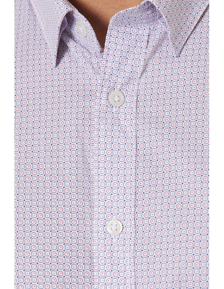 Johnson Slim-fit Printed Shirt image 4