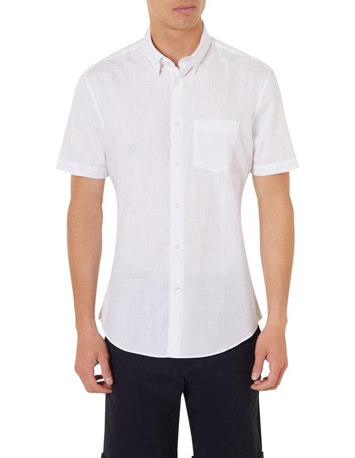 Austin Short Sleeve Cotton Shirt image 1