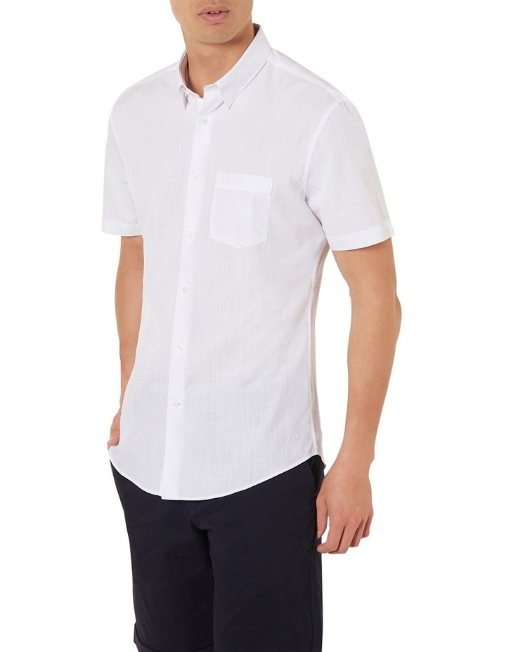 Austin Short Sleeve Cotton Shirt image 2