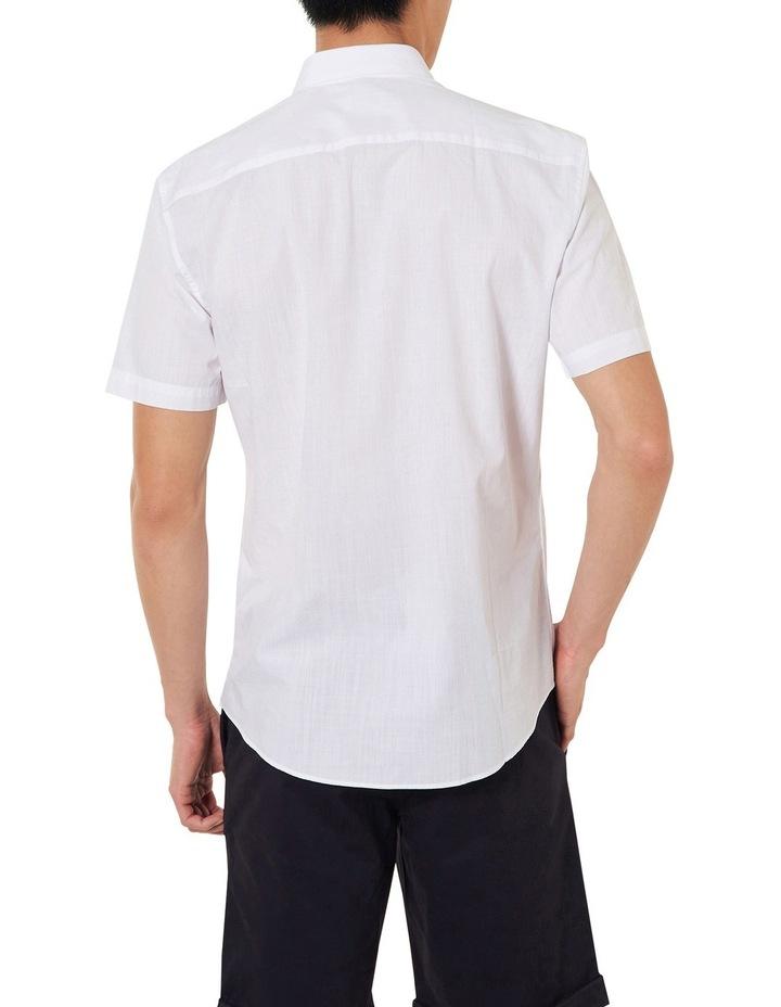 Austin Short Sleeve Cotton Shirt image 3