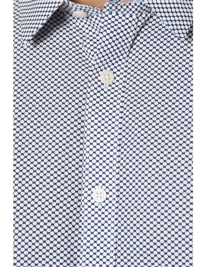 Colt Printed Slim-fit Shirt image 4