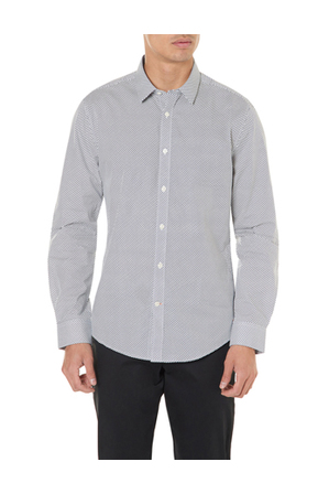 Marcs - Colt Printed Slim-fit Shirt