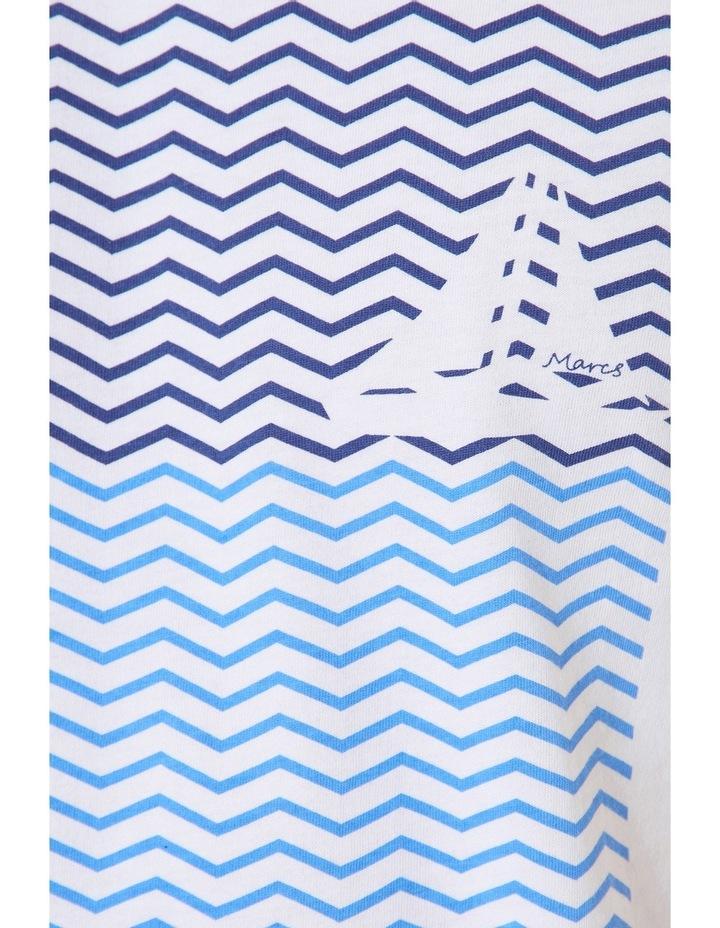 Kurt Printed Short Sleeve Tee image 4