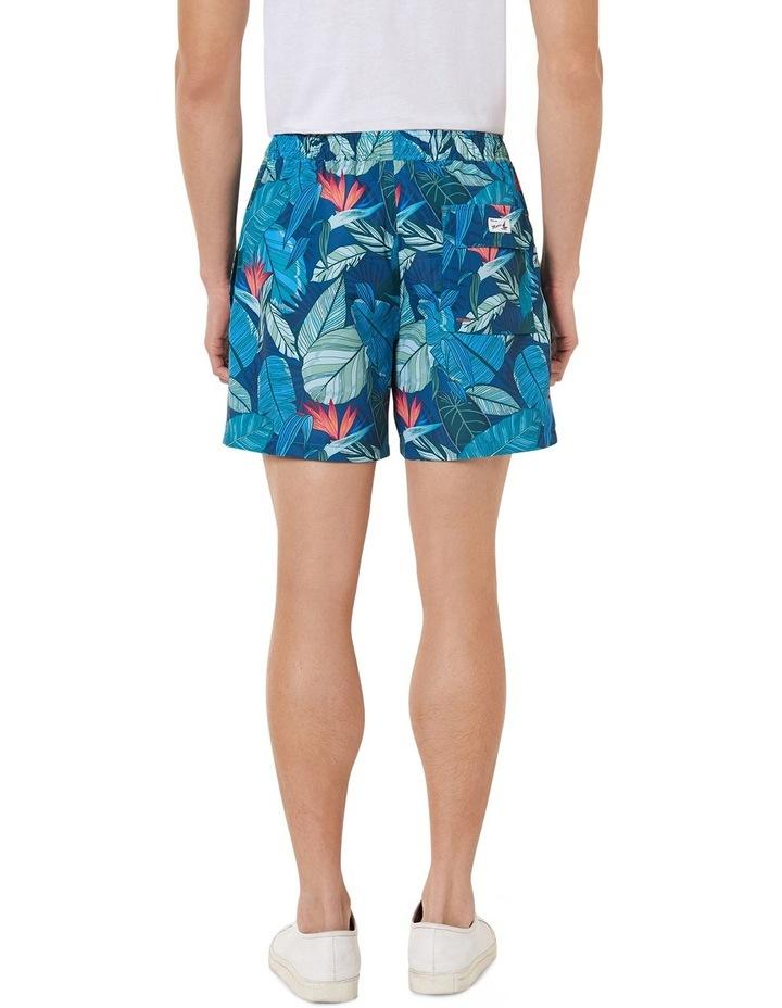 Jacoby Tropical Print Swim Shorts image 3