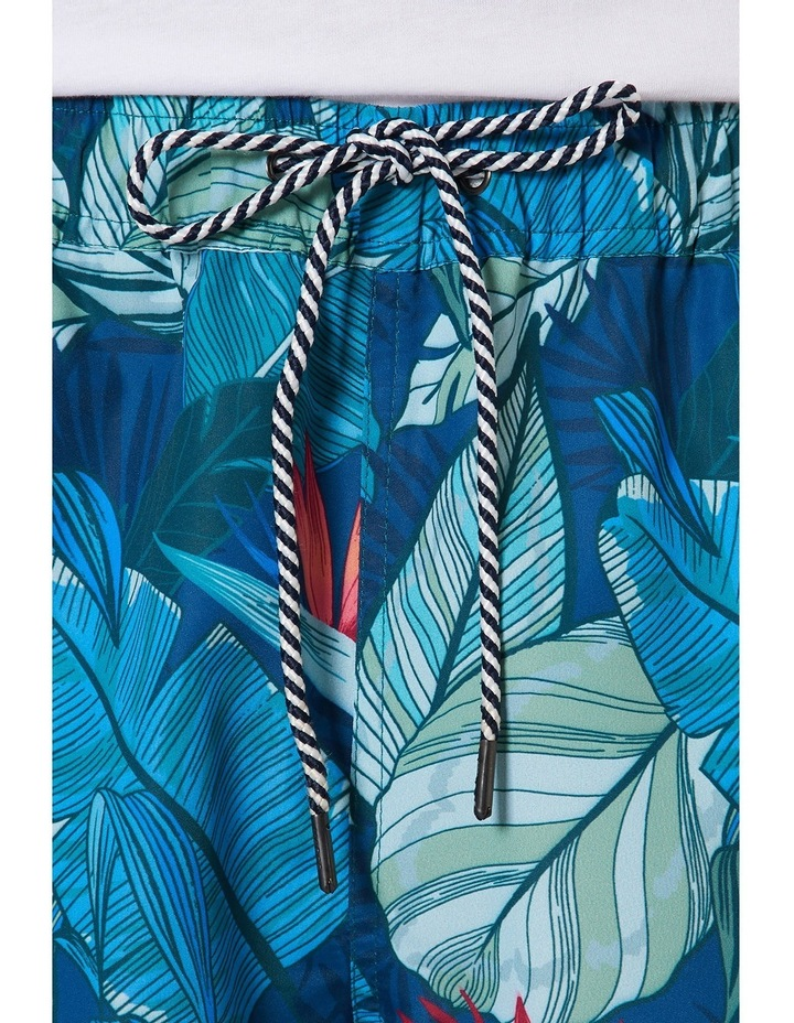 Jacoby Tropical Print Swim Shorts image 4